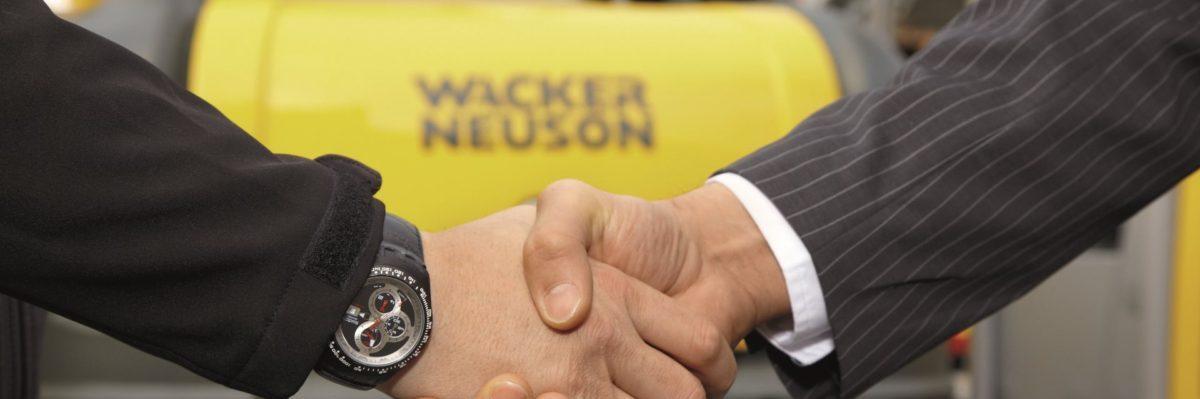 Info o značce Wacker Neuson