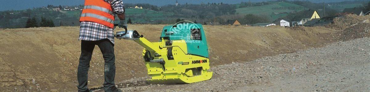 Bezúdržbové a ještě účinnější plně hydraulické desky Ammann