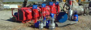 Hydraulika je moderní demoliční nářadí