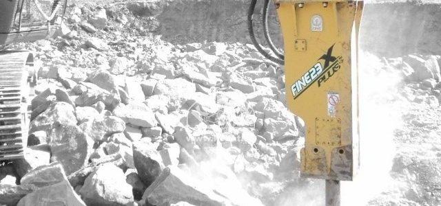 Závady hydraulických kladiv