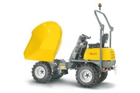 Wacker Neuson 1601 minidumper