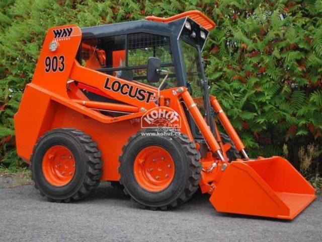 nakladač Locust L903