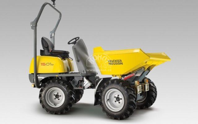 Wacker Neuson 1501 minidumper
