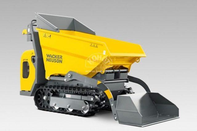 Wacker Neuson DT08 dumper