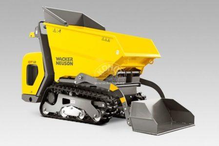 Minidumper pásový Wacker Neuson DT 12