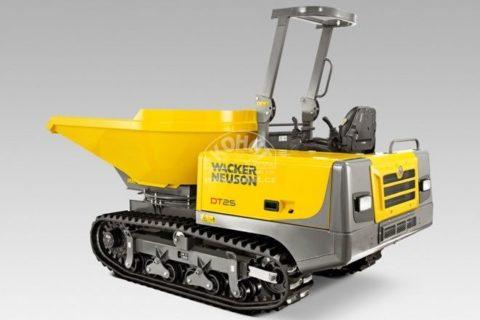 Wacker Neuson DT25 dumper