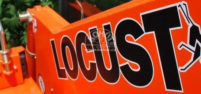 proč zvolit nakladač Locust
