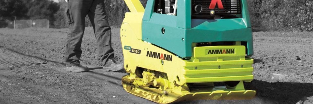 Hutnicí technika Ammann zajišťuje vysokou kvalitu práce