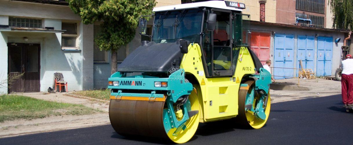 Univerzální lehká váha na pokládku asfaltu