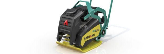 Vibrační desky Ammann s funkčním designem