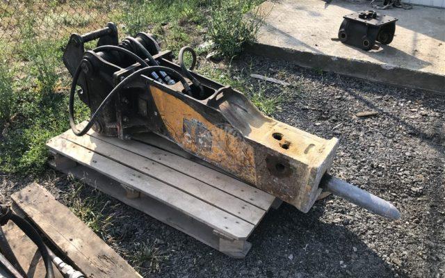 Hydraulické demoliční kladivo FINE5
