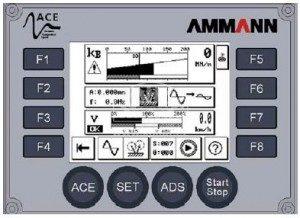 ACE Force System - nový měřič zhutnění