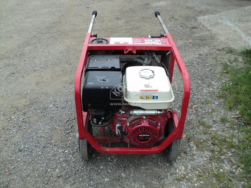 Použitý hydraulický agregát HPP09