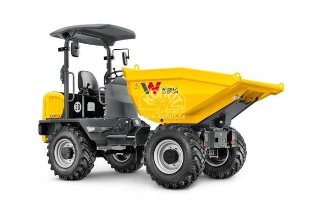 Wacker Neuson DW50 dumper