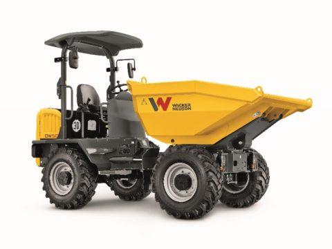 Kolový dumper DW50