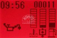 LCD displej