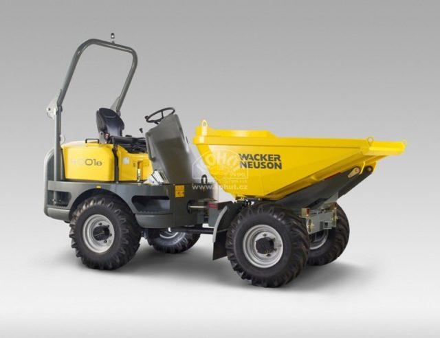 Wacker Neuson 4001 dumper