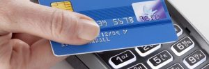 Přijímáme platební karty
