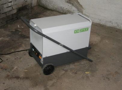 elektrický vysoušeč vzduchu TE40