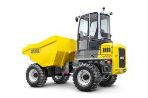 Kolový dumper DW100