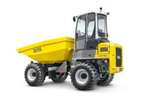 Kolový dumper DW90