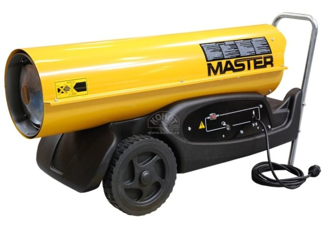 Topidlo Master B 180