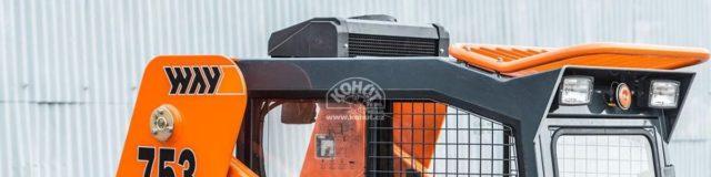 Klimatizace pro nakladače Locust