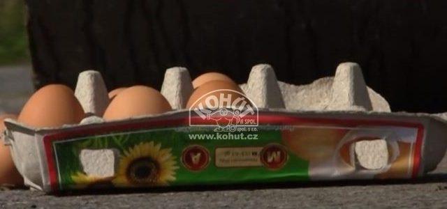 válcování vajec