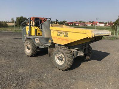 Kolový dempr Wacker Neuson 3001 bazar
