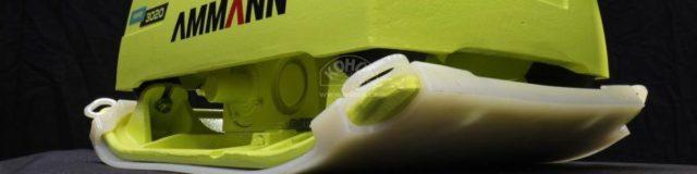 Nová guma pro hutnění zámkové dlažby
