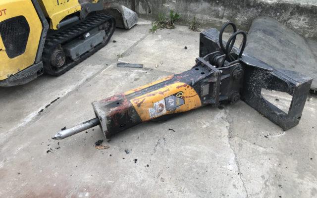 Demoliční kladivo FINE 4X bazar