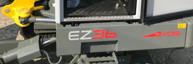 EZ36 novinka v půjčovně strojů