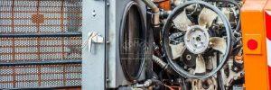 Locust s motorem Perkins