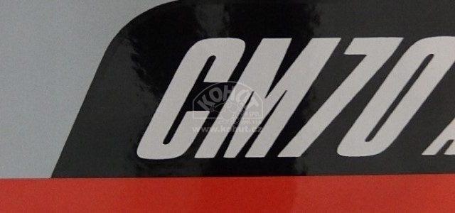 Představujeme blokovou pilu CM70