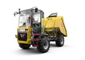 Wacker Neuson DV100 dumper