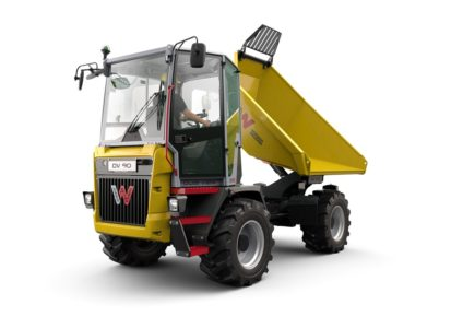 Wacker Neuson DV90 dumper