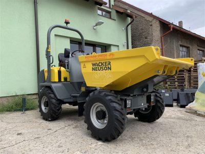 Použitý dempr Wacker-Neuson 3001