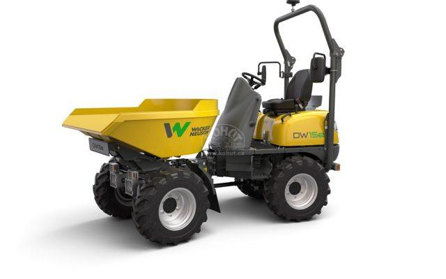 Elektrický dumper DW15e