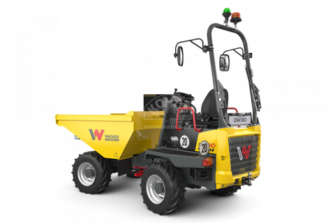DW30 Wacker Neuson dumper