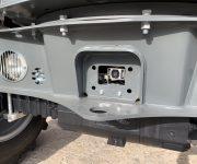 Kolový dumper DW60 – kamera