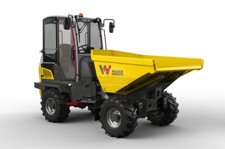 DW40 Wacker Neuson dempr