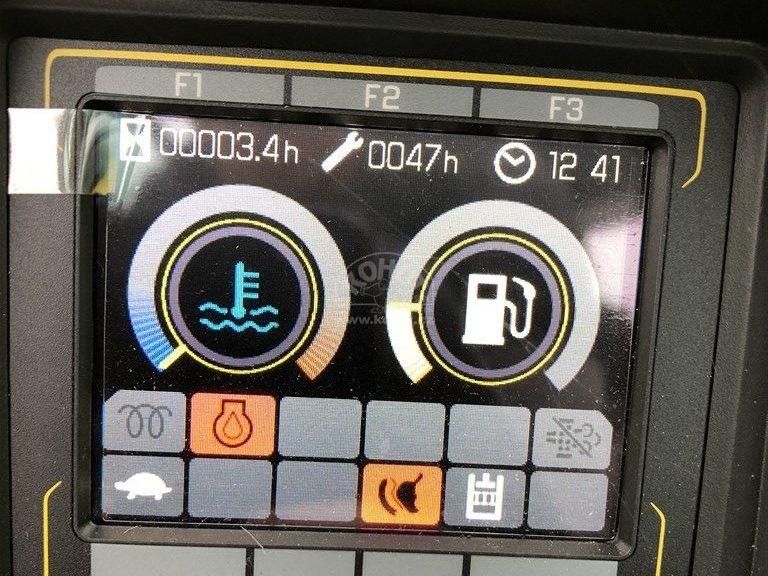 Použitý bagr ET65 s powertiltem