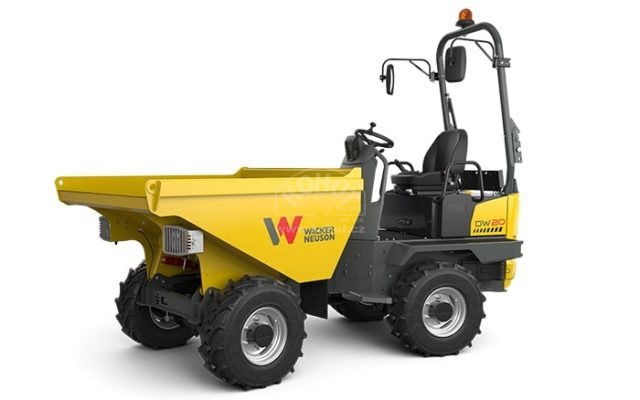 DW20 dumper Wacker Neuson