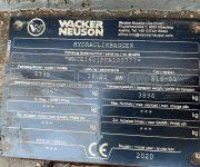 Pásový bagr ET35 Wacker Neuson