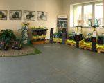 Prodejní showroom strojů KOHÚT