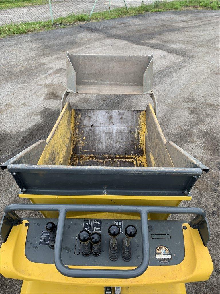 Použitý pasový dumper DT10 r.v.2020