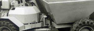 Padesát let výroby dumperů