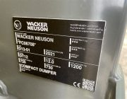 Pasový dumper DT12 Wacker Neuson