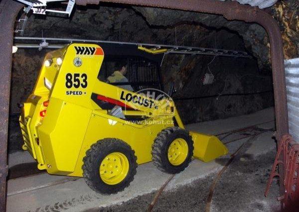 Locust 853 Tunnel