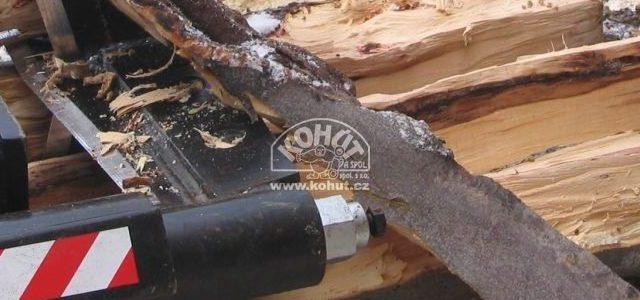 Video štípačka na dřevo